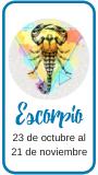 escorpio fechas 2020