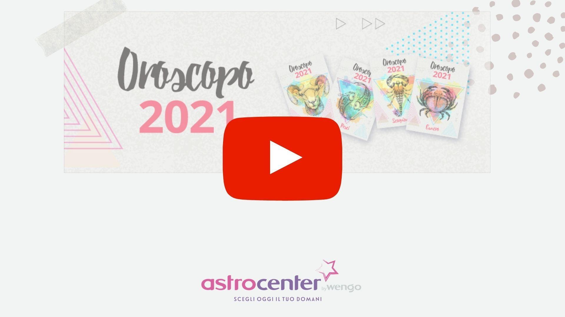 Playlist Oroscopo 2021