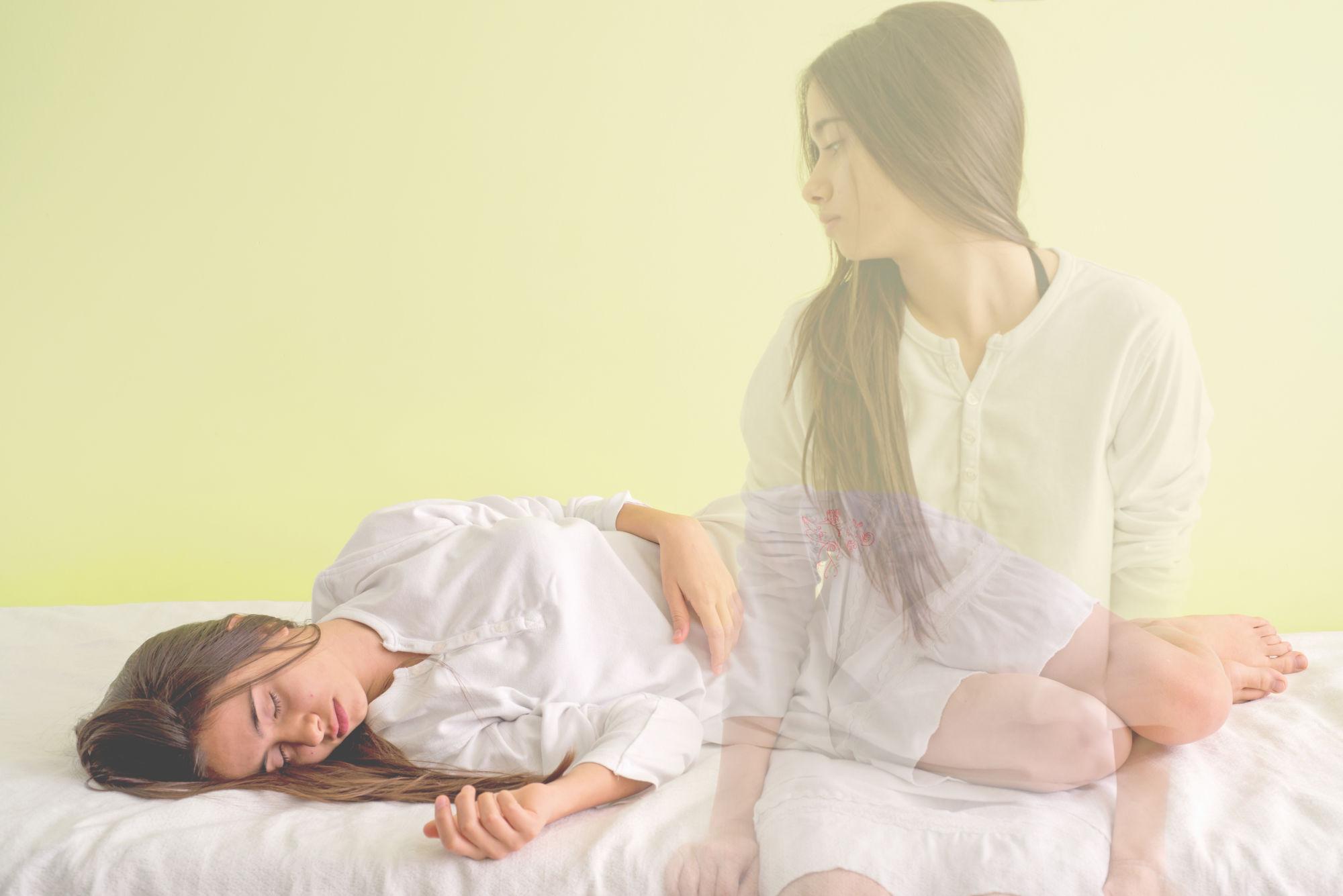 viaje astral otra chica en otra cama