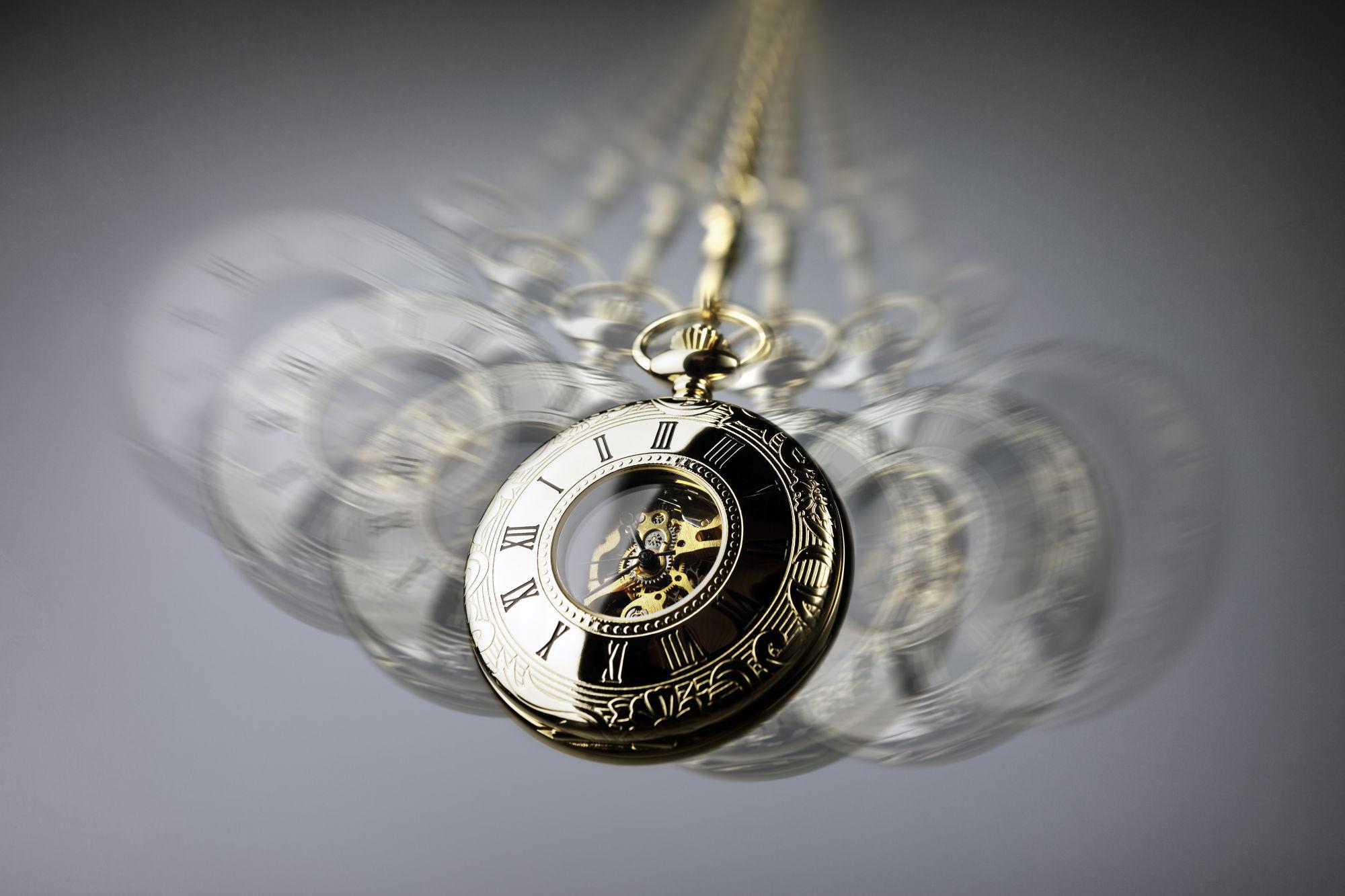reloj para hipnotizar