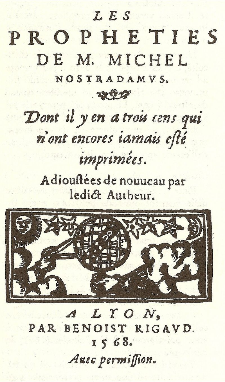 Nostradamus, qui est-il ?