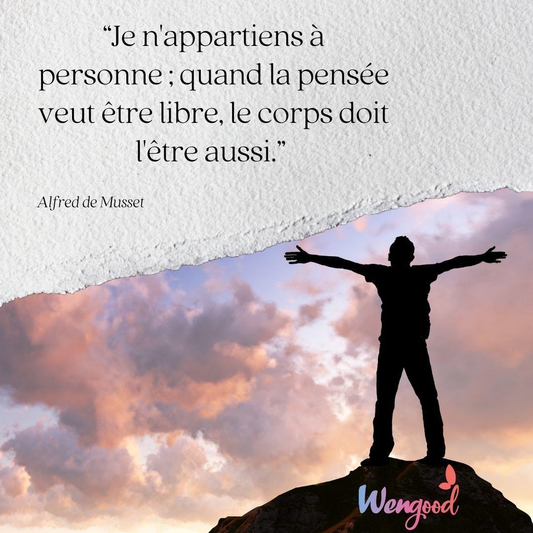 citations liberté
