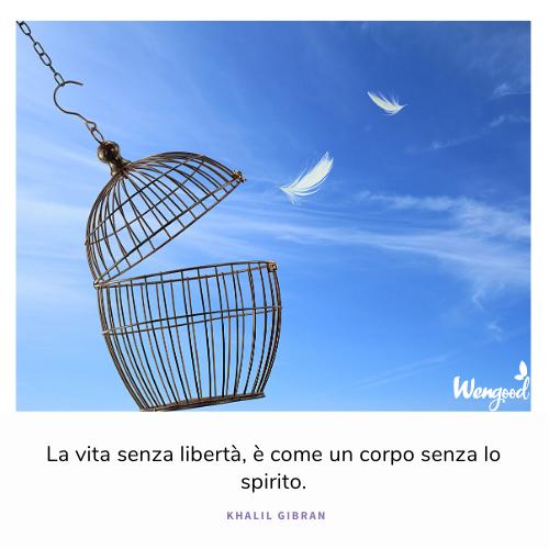 citazione libertà