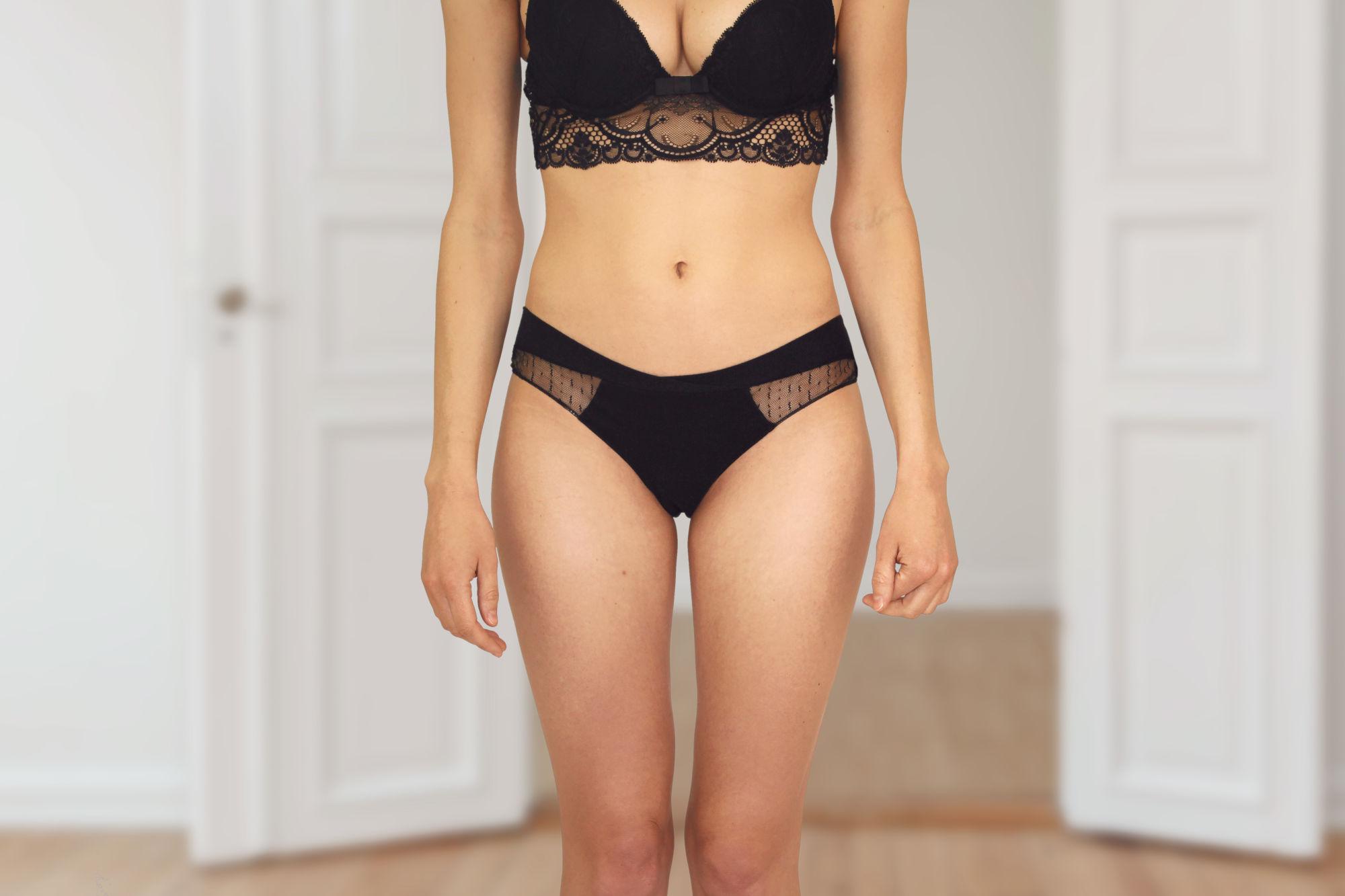 Culotte menstruelle Elia Lingerie