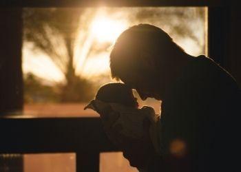 message d'amour pour un papa à l'épaule solide