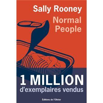 Normal People de Sally Rooney chez l'Olivier éditions