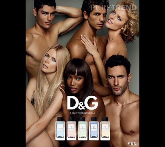 Campagne Anthology Dolce & Gabbana