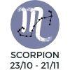 Horoscope scorpion 2021