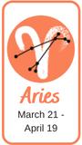 Aries horoscope 2022