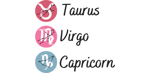 Earth signs