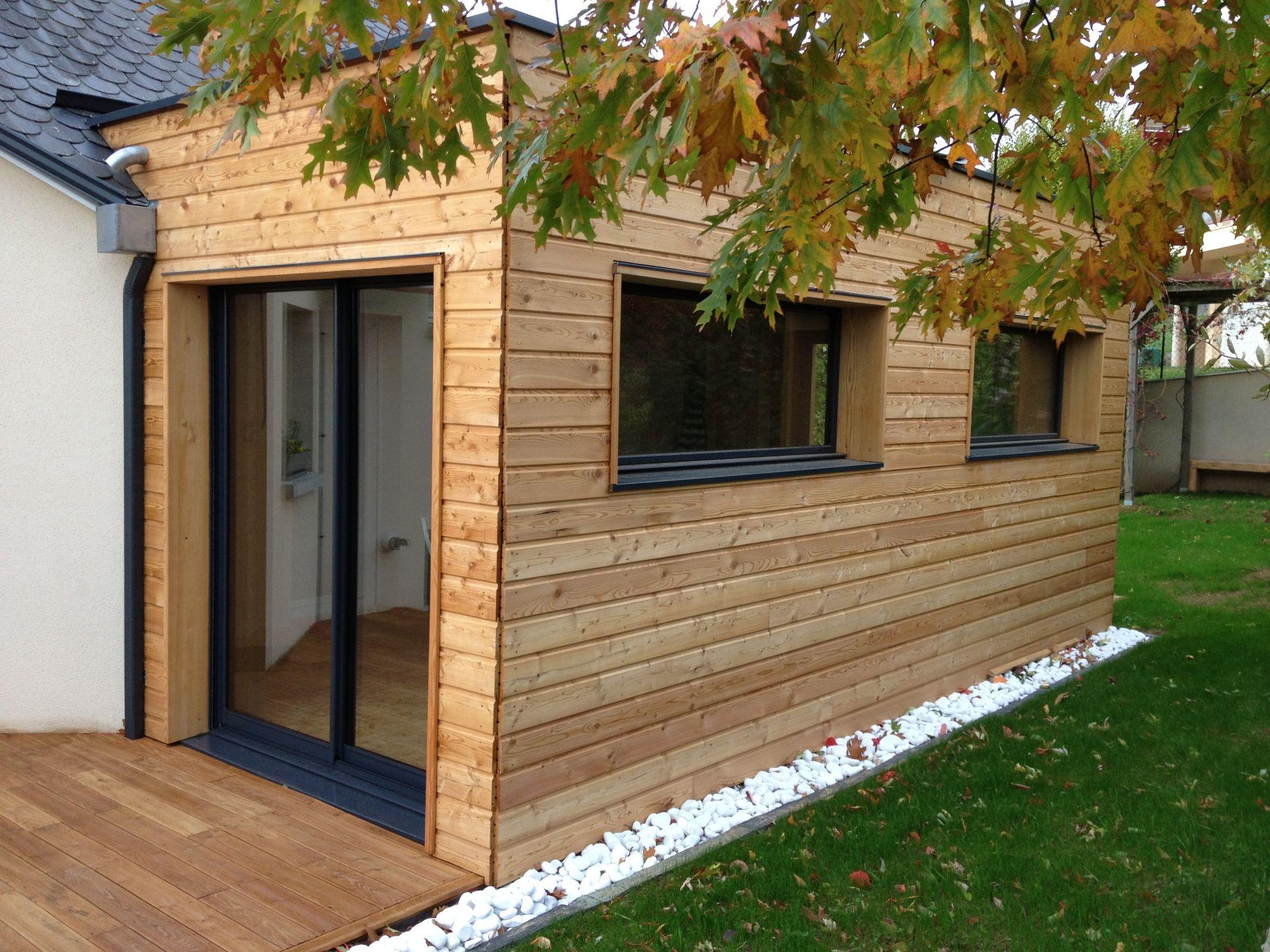 Devis Extension Maison  Marmande ▷ Agrandissement Bois, Acier, Parpaing