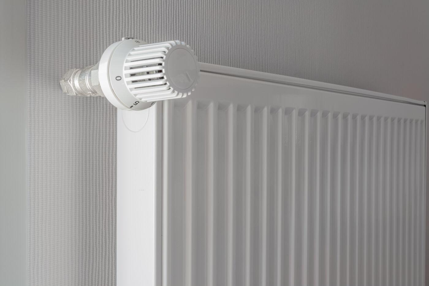 Comment fonctionne un robinet thermostatique de radiateur ?