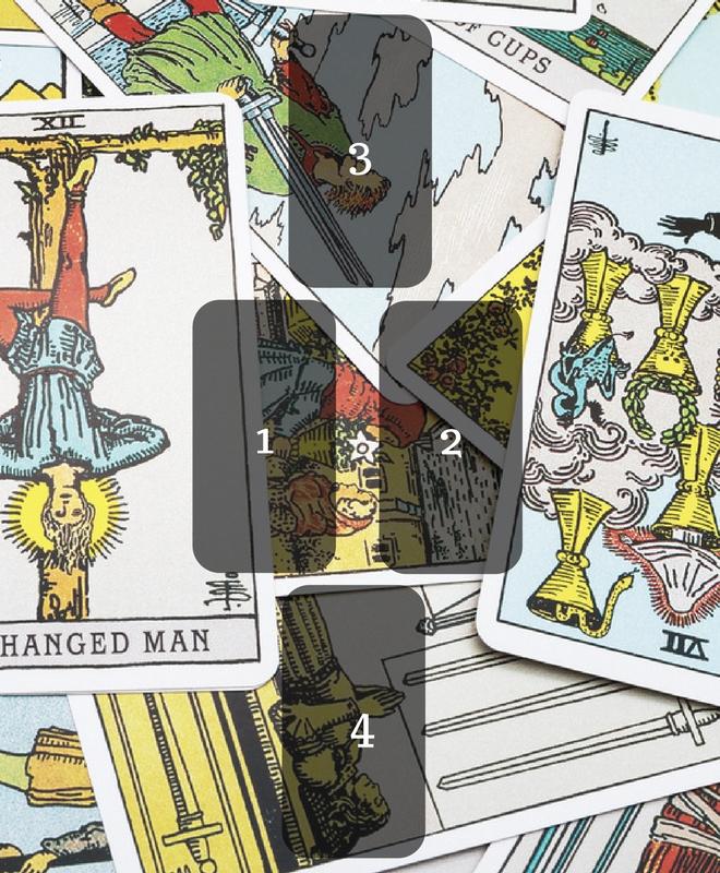 como echarse las cartas del tarot