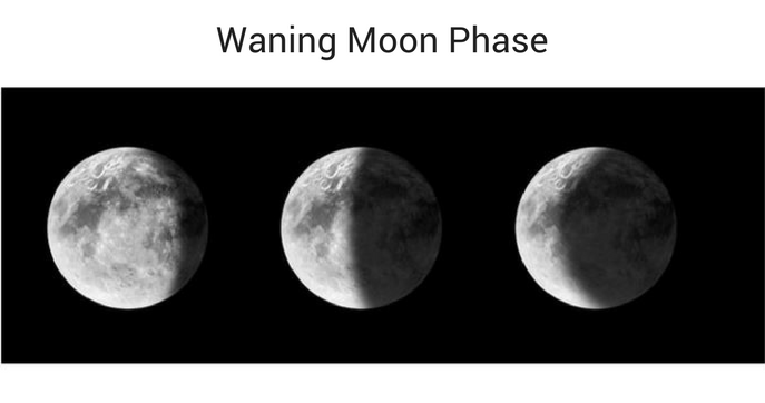 Waning Moon Phase