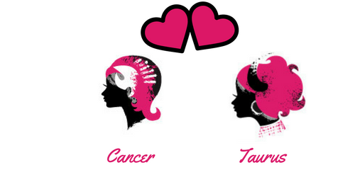 Cancer and Taurus compatibility
