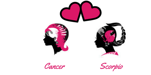 Cancer and Scorpio compatibility
