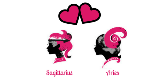 Sagittarius and Aries compatibility