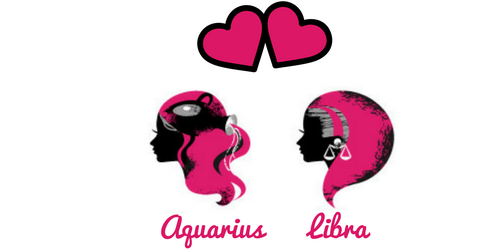 Aquarius and Libra compatibility