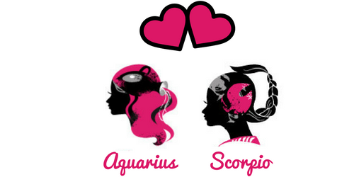 Aquarius and Scorpio compatibility