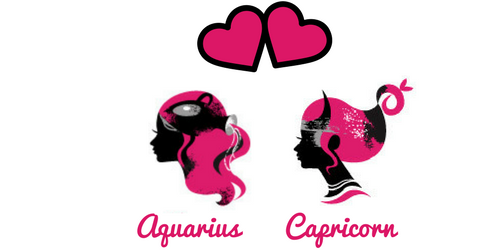 Aquarius and Capricorn compatibility