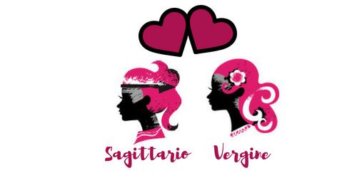 Sagittario e Vergine