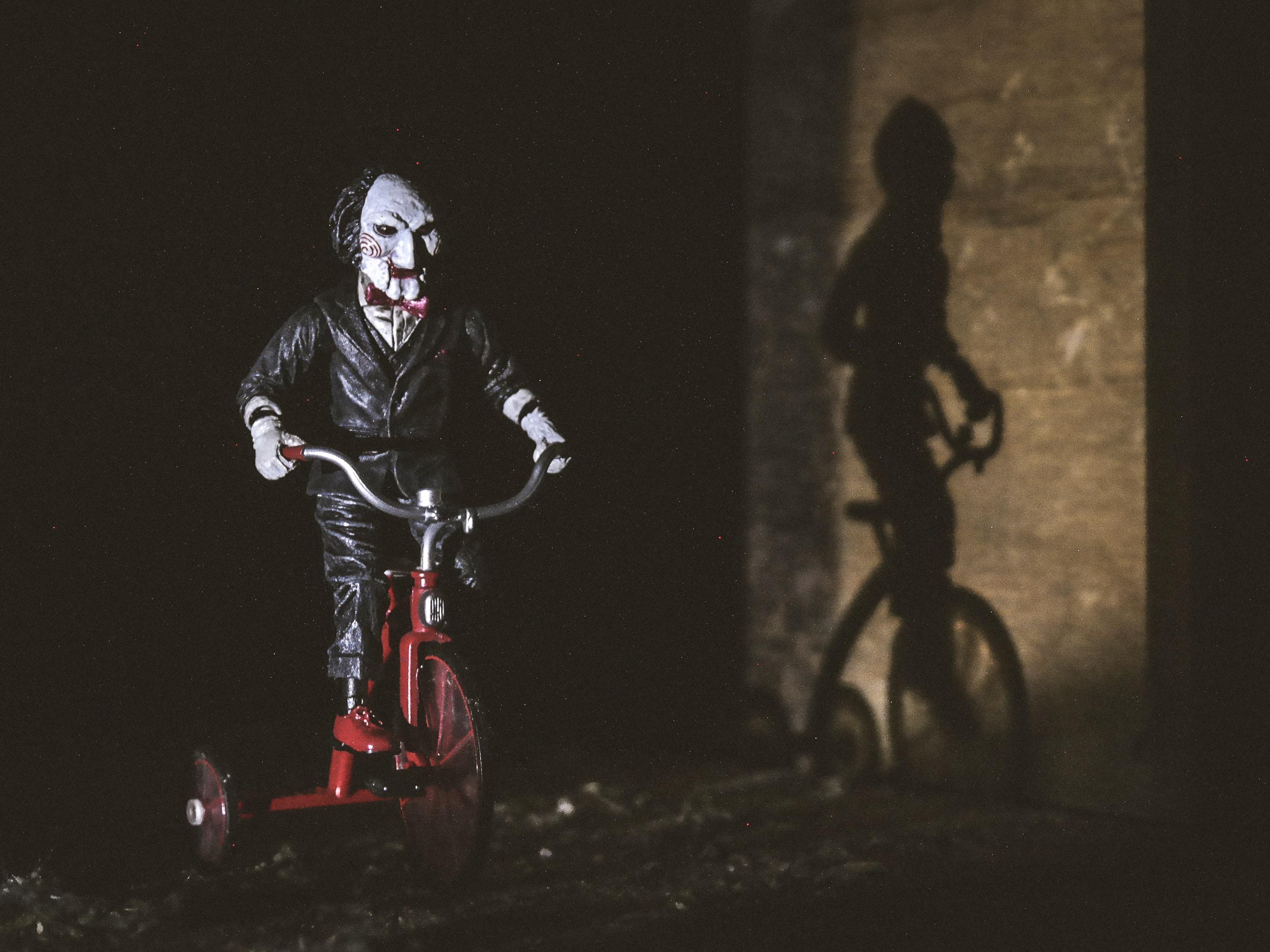 scary bike
