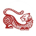 Chinese zodiac sign - Tiger