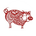 Chinese zodiac sign - Pig