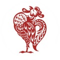 Chinese zodiac sign - Rooster