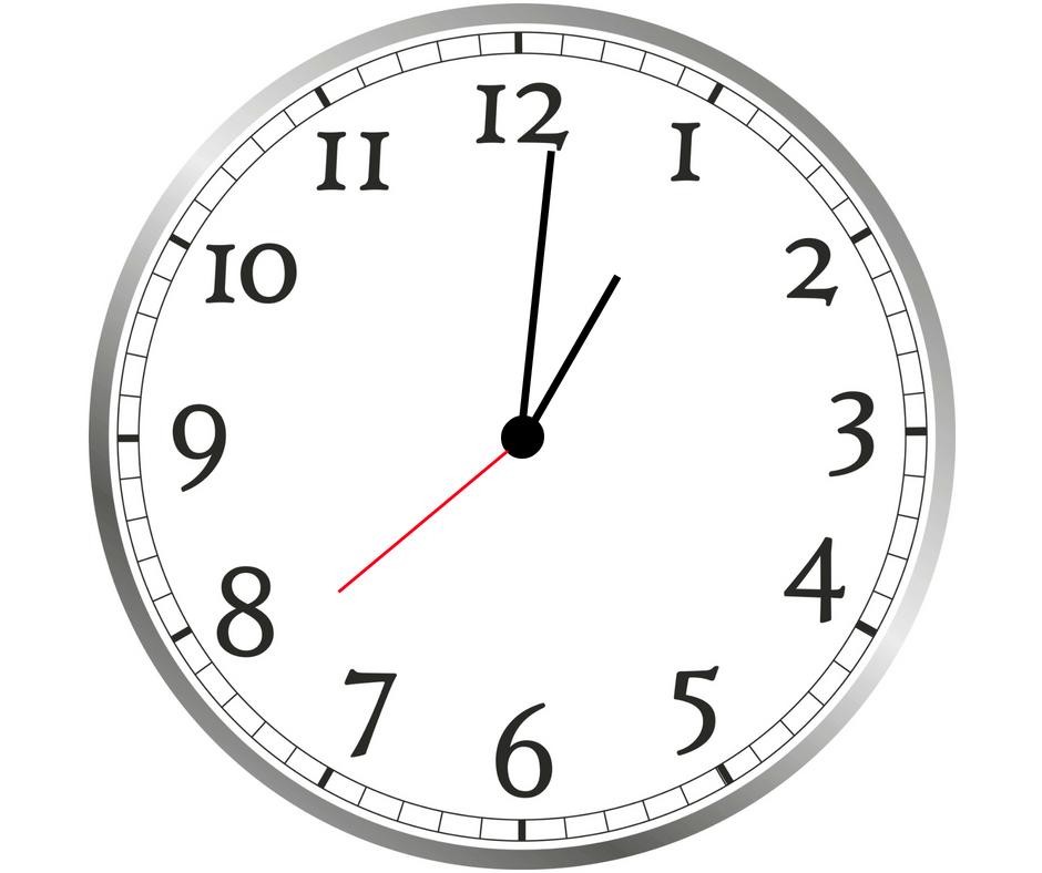 Significato dell'ora doppia 01:01