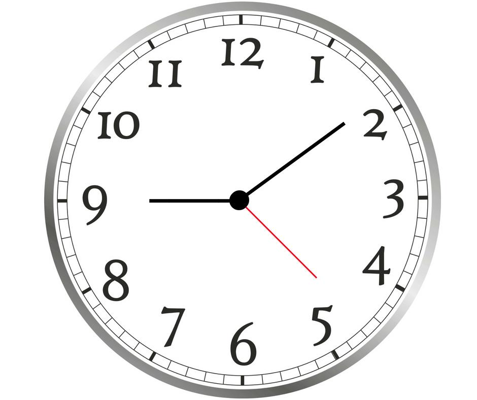 Significato dell'ora doppia 09:09