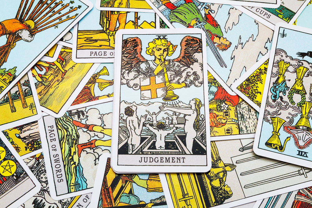 Tarot card - Judgement