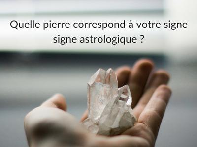 signe astro pierre précieuse