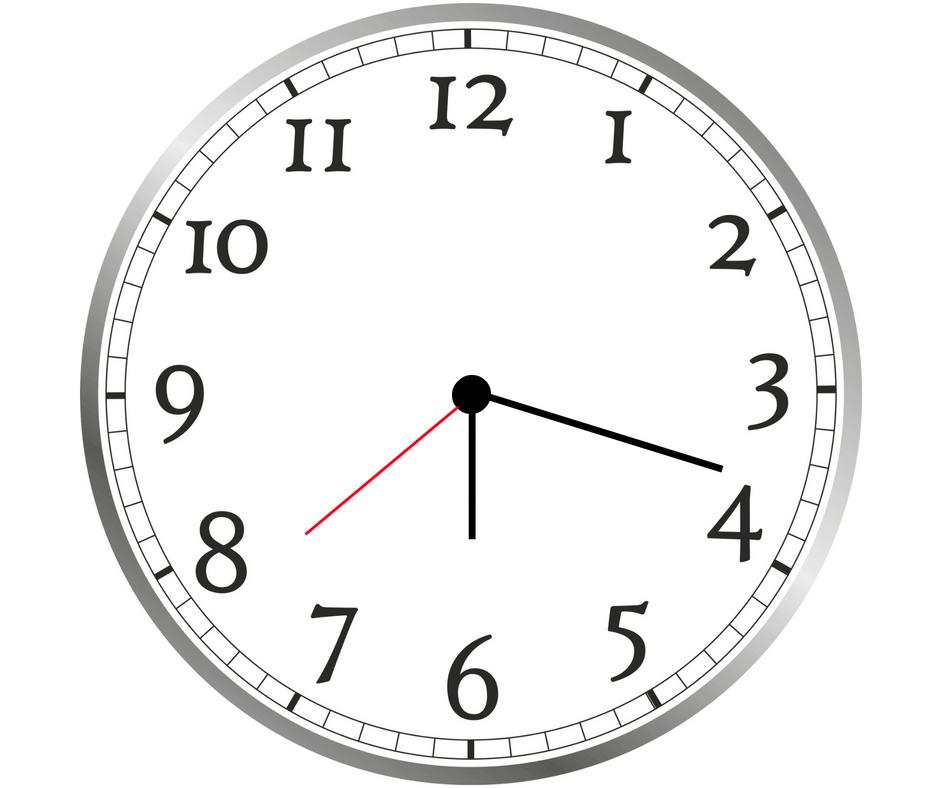 Significato dell'ora doppia 18:18