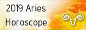 2019 Aries horoscope