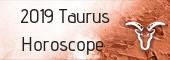 2019 Taurus horoscope