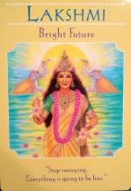 Lakshmi Tarot card