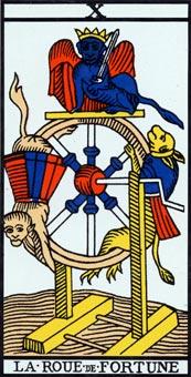 Tarot 2019 roue de la fortune