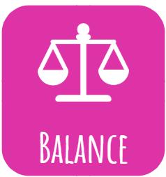 Signe de la balance