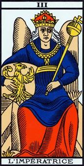 tarot 2019 l'impératrice