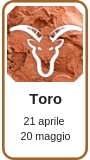 Profilo astrologico Toro