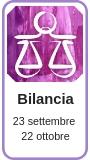 Profilo astrologico Bilancia