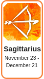 Sagittarius fire sign