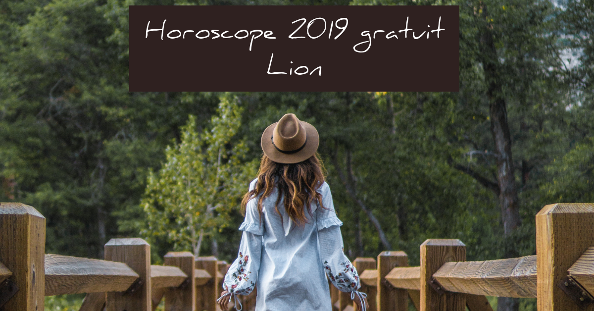 Horoscope Lion 2019